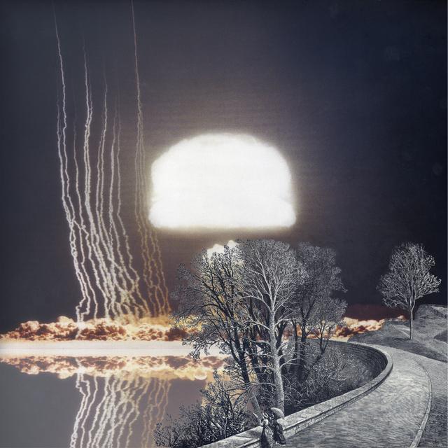 , 'Nuklear Terrasse (Die Schwestern auf dem Söller),' 1988, Galerie Zwart Huis