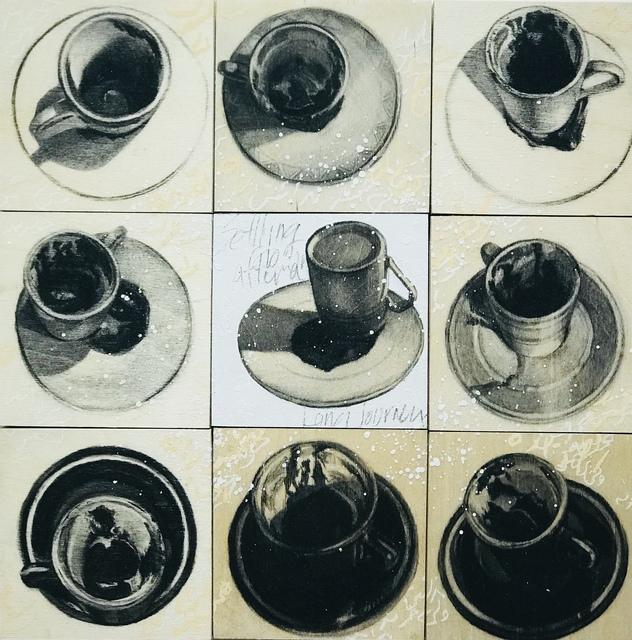 , 'Coffee Cups Nov. 24, Nov, 25 & Nov. 26,' 2018, Tufenkian Fine Arts