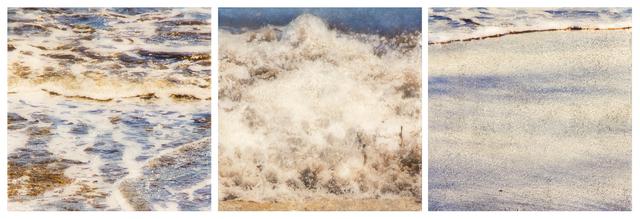 , 'Three Beach Notes (Triptych),' 2018, Gallery Henoch