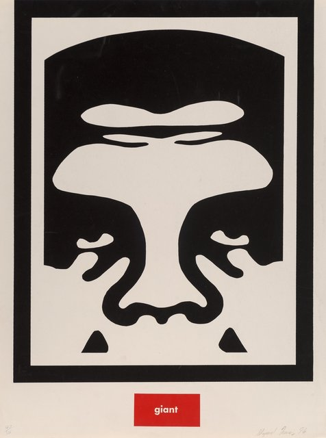 Shepard Fairey, 'Andre the Giant', 1996, Heritage Auctions