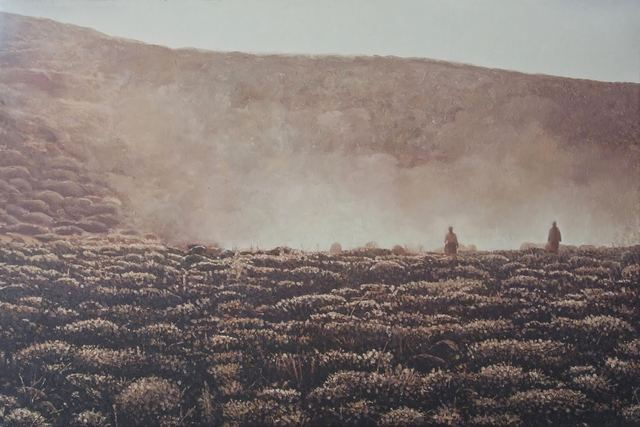 , 'Mountain Stories 3,' 2014, C.A.M Galeri