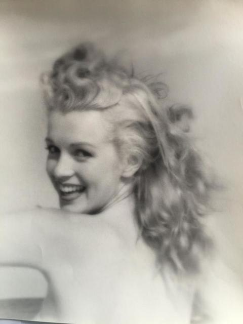 , 'Marilyn Monroe, Tobay Beach, Long Island, NY,' 1949, Steven Kasher Gallery