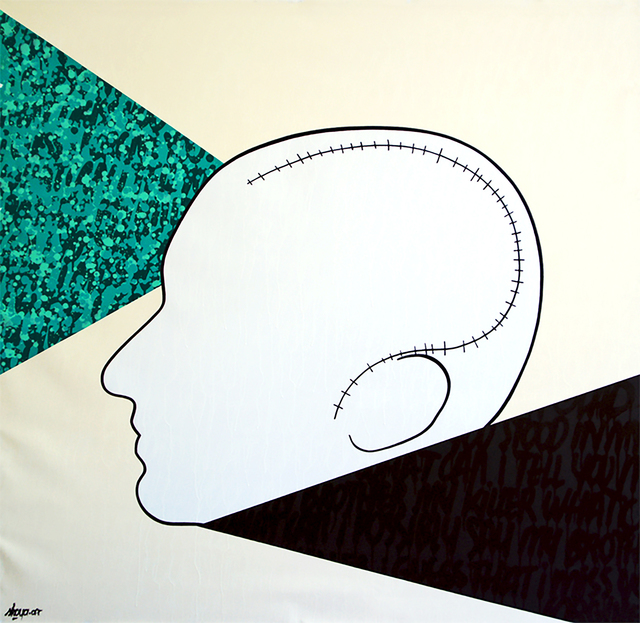 "Skoya Assemat-Tessandier, '""Self-Portrait"", No Hope for us Dreamers? #XLVII', 2013, The Switch"
