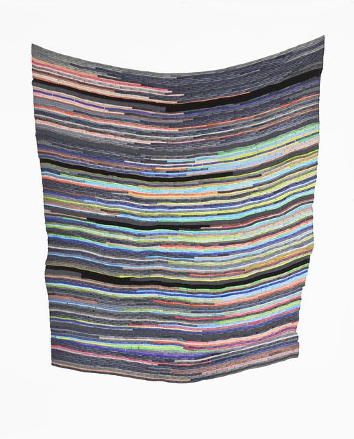 , 'Mahalo Rag Rug,' 2018, Morgan Lehman Gallery