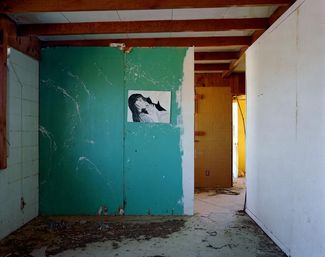 , 'Abandoned Painting E,' 2008, Maccarone
