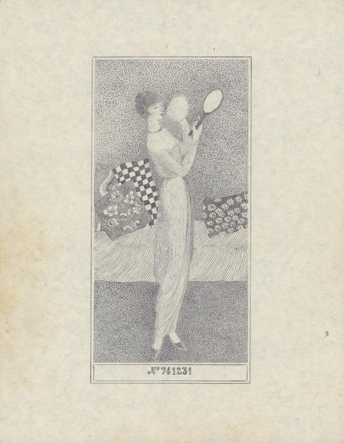 , 'Untitled  (Female portrait 2),' 1974, Barbara Thumm