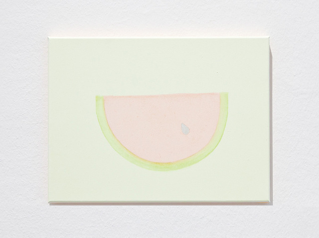 , 'Melon,' 2014, Barbara Thumm