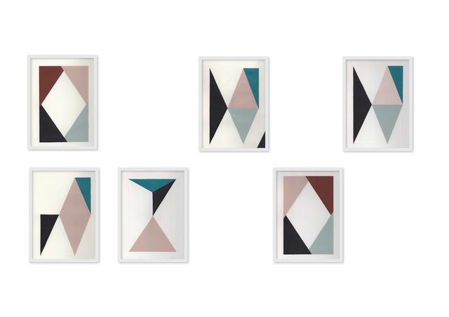 , 'Kimy: Rombos Polyptych,' 2017, Spotte Art