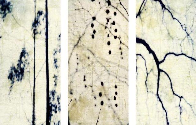 Thea Schrack, 'Elemental Tension I, II & 6', 2011, Julie Nester Gallery