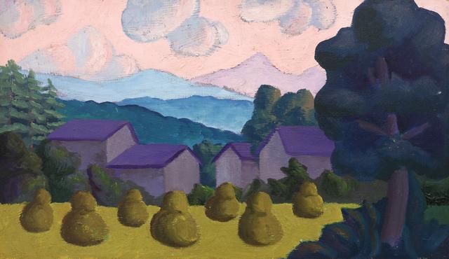 , 'Tramonto,' 1982, Dep Art
