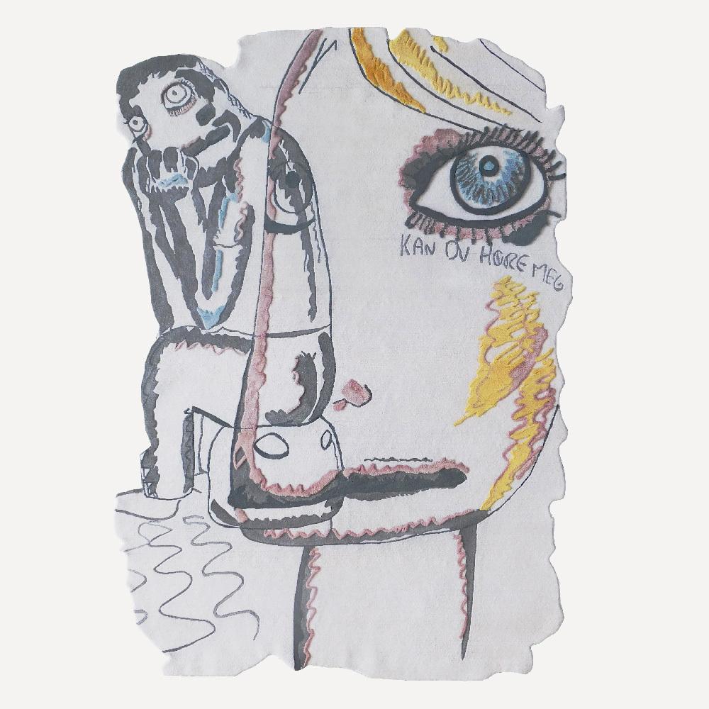 Bjarne Melgaard, Untitled, 2017
