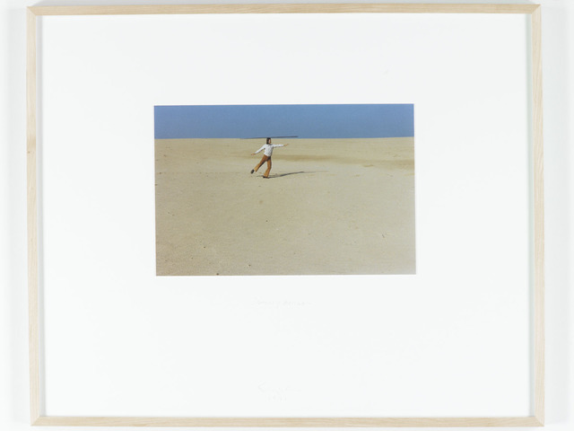 , 'Dancing Horizon,' 1977, i8 Gallery