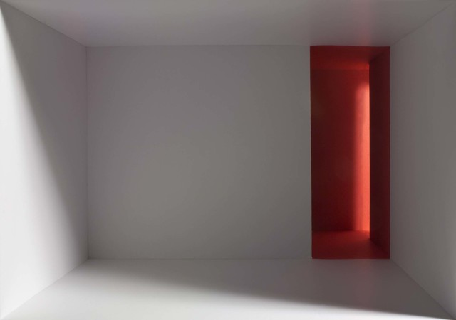 , 'Red Room I,' 2015, Chandra Cerrito Contemporary