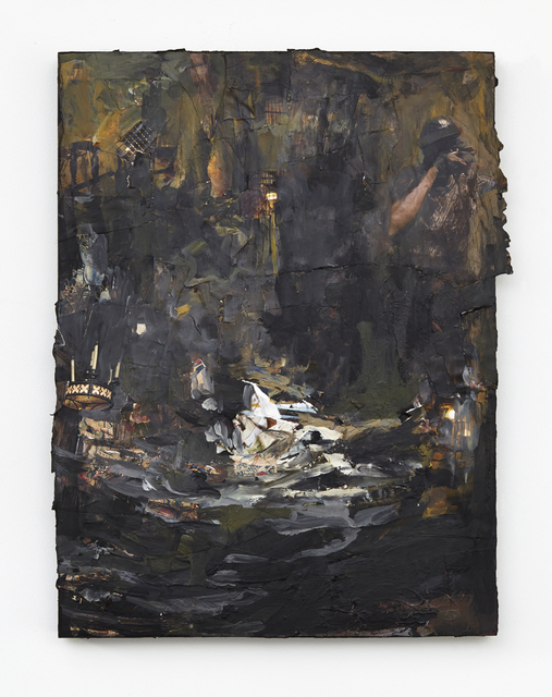 Rebecca Farr, 'Light,Dark Savage,Saved 6,' 2014, Klowden Mann