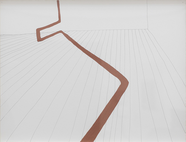 , 'Notional Navigational Handrail [4],' 2016, Piero Atchugarry Gallery