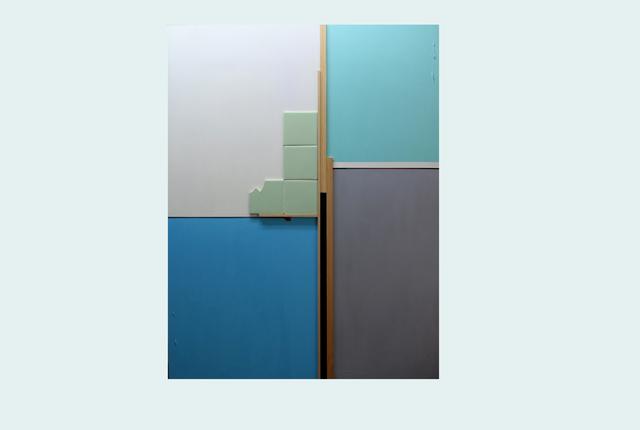 , 'Fragment XXXIa,' 2017, Galería Marita Segovia