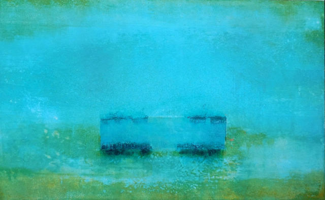 , 'On Calm Waters,' 2017, Thomas Deans Fine Art