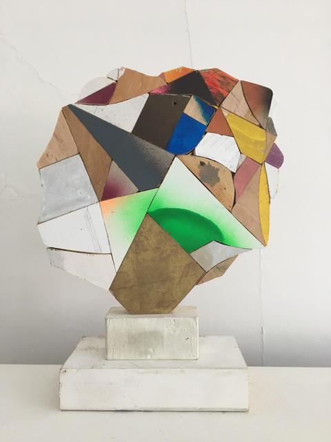 Damien Hoar de Galvan, 'Head', 2017, The Schoolhouse Gallery