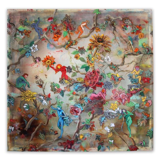 , 'Hanging on the Vine,' 2017, Gallery Victor Armendariz