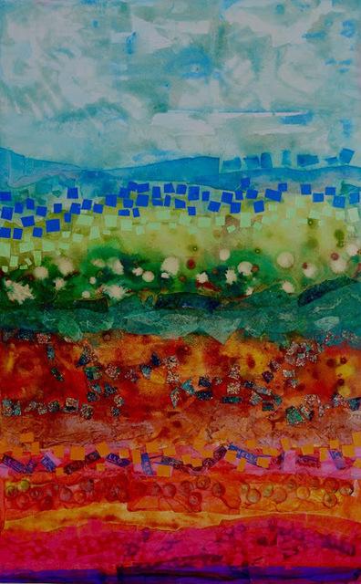 , '11GL,' 2016, Joshua Tree Art Gallery