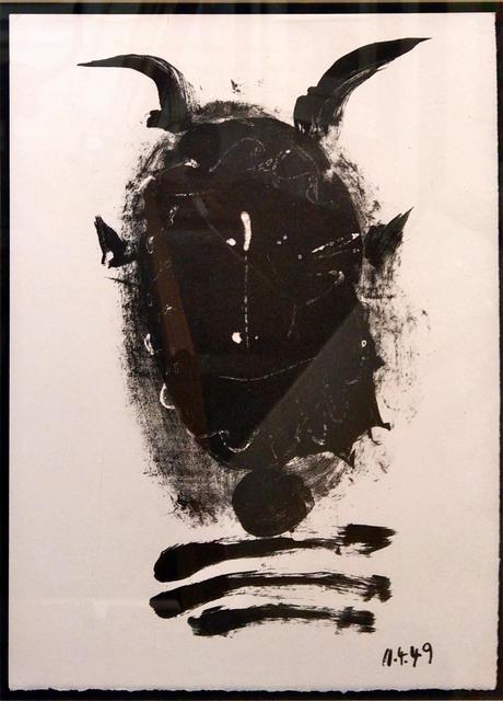 Pablo Picasso, 'Ephetonga', 1954, Hidden
