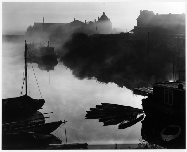 , 'Harbor, The Netherlands,' 1960, Scott Nichols Gallery