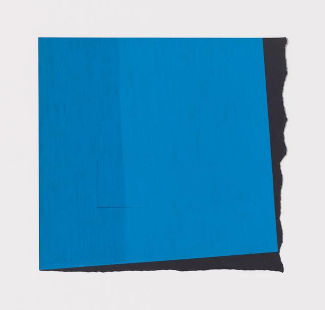 , 'Untitled Cut, JU#1,' 1978, Bookstein Projects