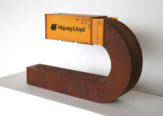 , 'Sobrecupo Hapag Iron ,' 2018, LGM Galería