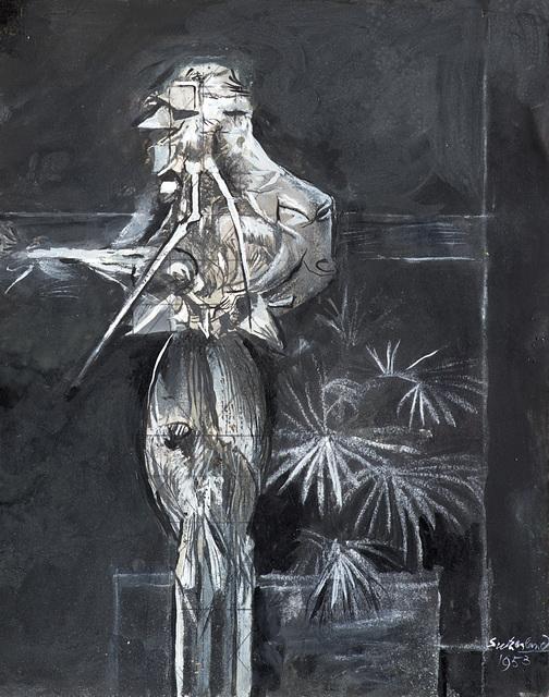 Graham Sutherland, 'Study for La Petite Afrique'', 1953, Il Ponte