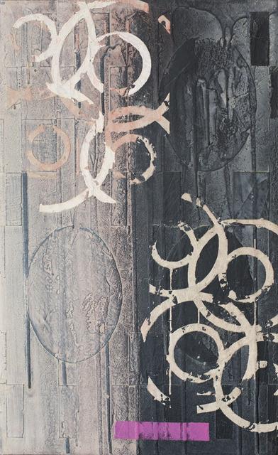 , 'La Pietra e il cerchio XX,' 2012, Galleria Russo