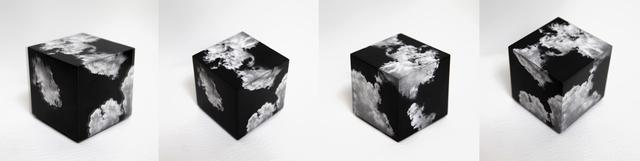 , '10cm Cubi di Cielo,' 2016, Galleria Anna Marra