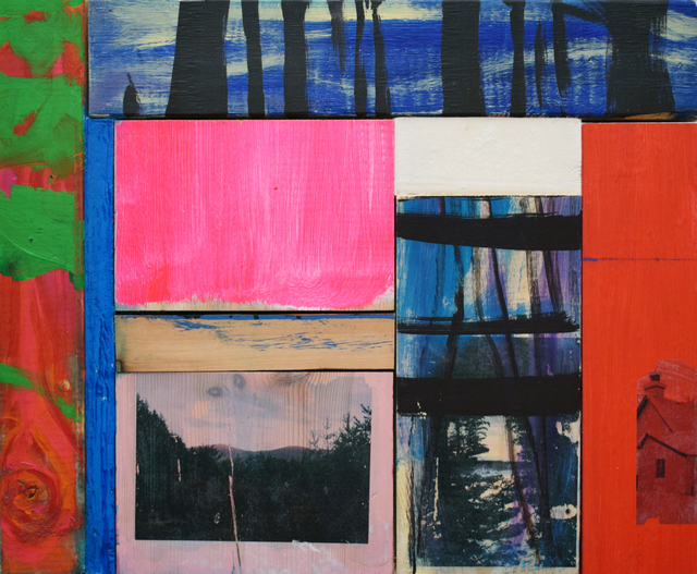 , 'Barrier System IV,' , JGM Gallery