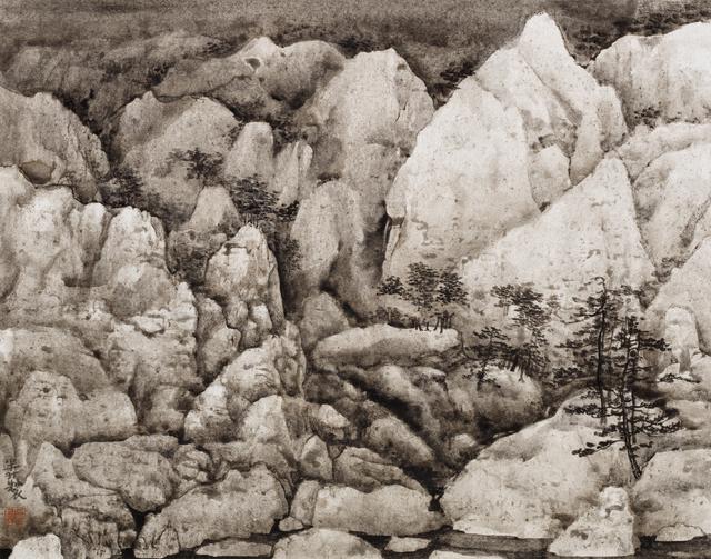 , 'Mind Landscape Series No. 10 胸中丘壑系列10號,' 2016, Rasti Chinese Art