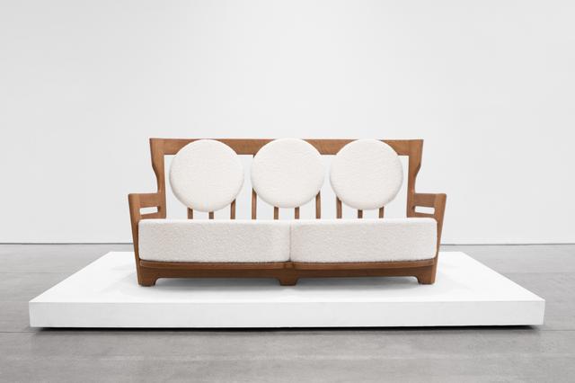 """, '""""Juliette"""" Oak Sofa for Votre Maison,' 1950-1959, Peter Blake Gallery"""