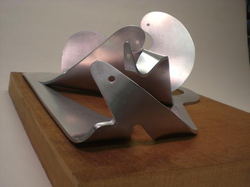 Pattie Porter Firestone, 'Heart of Science', 2001, Zenith Gallery