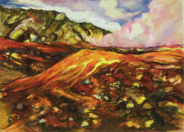 Diana Kurz, 'Haleakala, Pink Clouds', 2005, Anthony Horth Gallery