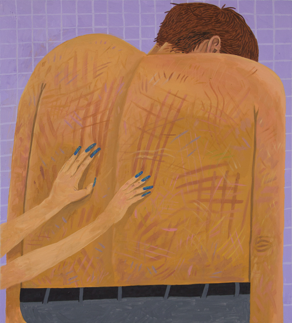 , 'Back Scratch Fever,' 2015, Freight + Volume