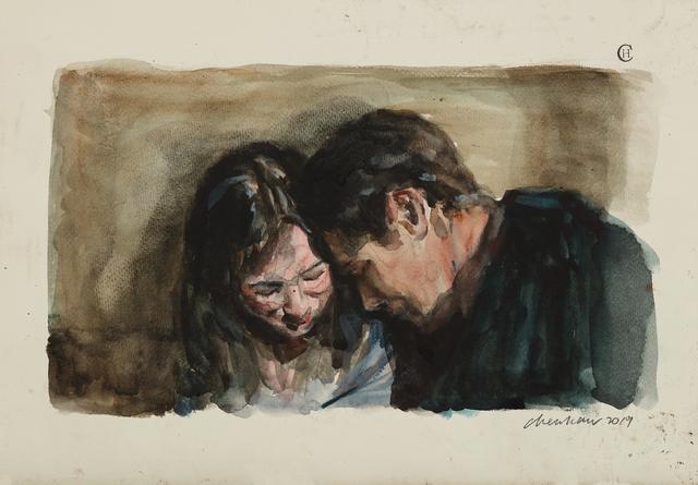 Chen Han, 'The Lover No.2', 2019, Matthew Liu Fine Arts