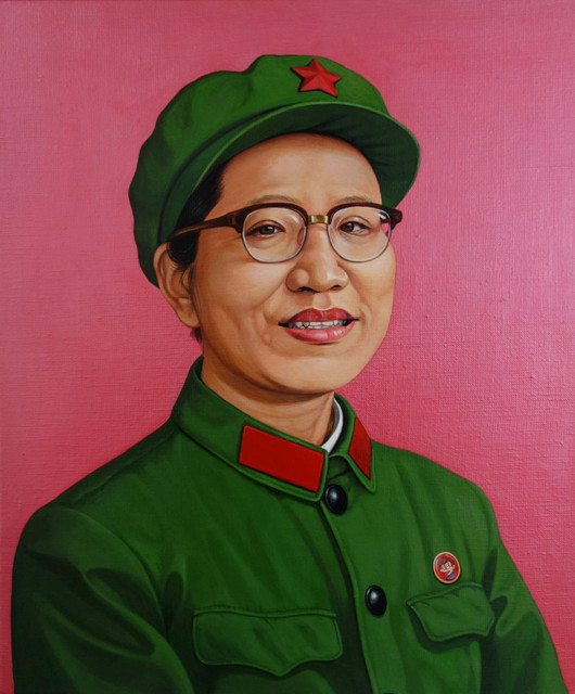, 'First Lady Project-Jiang Qing 江青,' 2016, Double Square Gallery