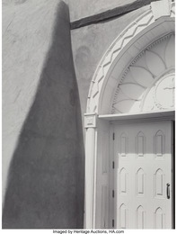 Doorway, Church, Ranchos de Taos, NM