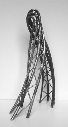 , 'Contraposto,' 2010, Anita Shapolsky Gallery