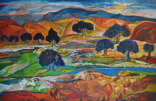 , 'Blue River 1424,' 2014, Galerie de Bellefeuille