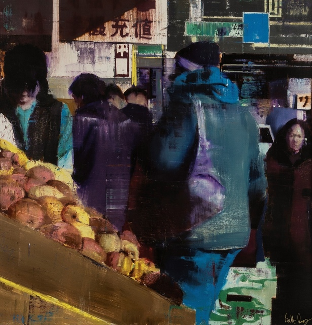Brett Amory, 'Waiting #179', 2015, Print, Giclée print in colours, Forum Auctions