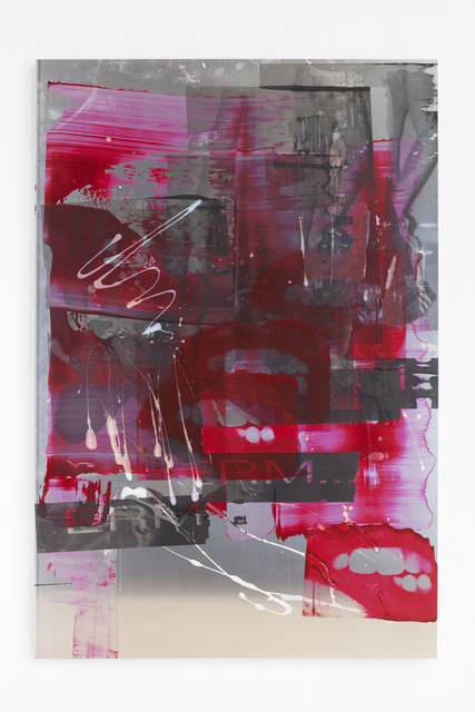 , 'Don't Tell Me What To Do,' 2015, Jeanine Hofland