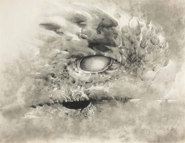Lee Bontecou, 'Untitled', Christie's