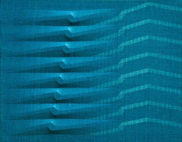 , 'Superficie azzurra,' 1980, Arte Centro