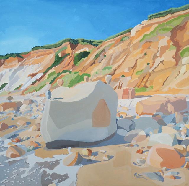 , 'Aquinnah Cairn I,' 2018, Wally Workman Gallery