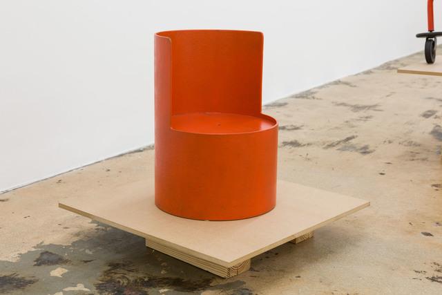 , 'Tomotom Chair,' 1966, Nina Johnson
