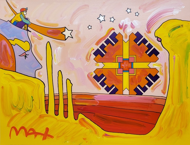 , 'Cosmic Series: Gazing Horizon Enigma ,' 2014, Off The Wall Gallery