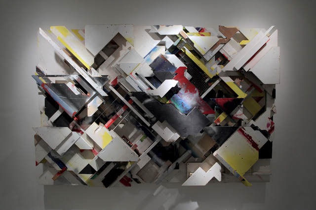 , 'Conclusion,' 2015, ALICE Gallery